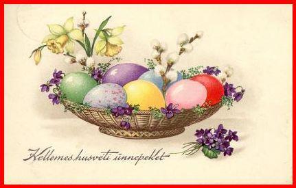 Húsvéti sárgatúró és fonott kalács