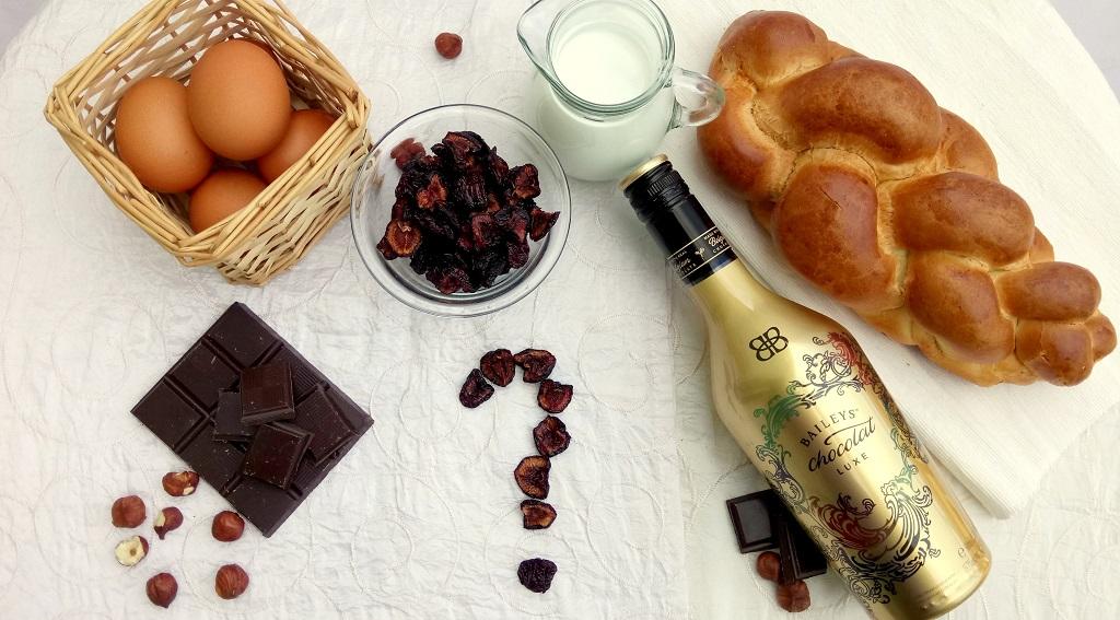 Újabb kihívás - Baileys Chocolat Luxe + aszalt gyümölcsök